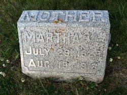 Martha Ann <i>Fisher</i> Bolton