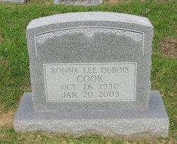 Bonna Lee <i>DuBois</i> Cook