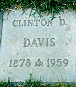 Clinton DeWitt Davis