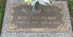 Rusty Lee Gilbert