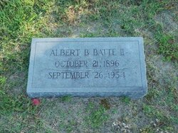 Albert B. Batte, II