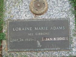 Loraine Marie Adams