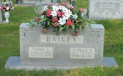 Alma Estelle <i>Burks</i> Bailey