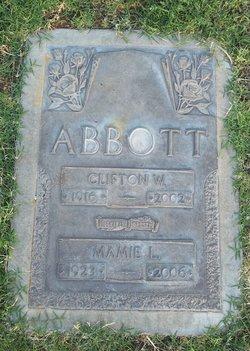 Clifton W Abbott