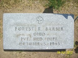 Forest R Barber