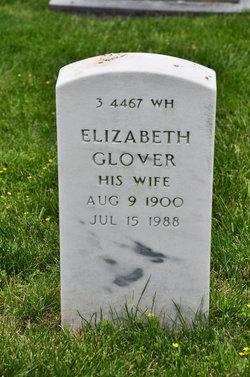 Elizabeth <i>Glover</i> Goodyear