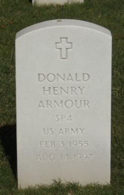 Donald Henry Si Armour