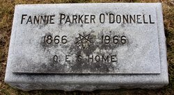 Fannie <i>Parker</i> O'Donnell