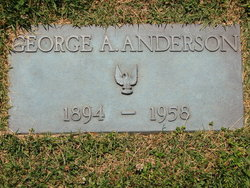 George A Anderson
