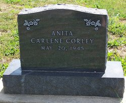 Anita Carlene Corley