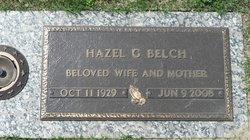 Hazel Margaret <i>Godfrey</i> Belch