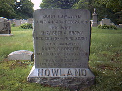Nancy B. <i>Howland</i> Roberts