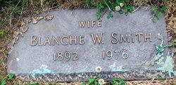 Blanche W. Smith