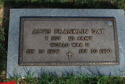Alvis Franklin Day