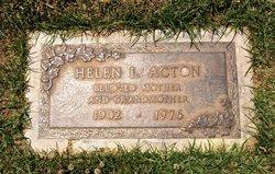 Helen Louise Acton