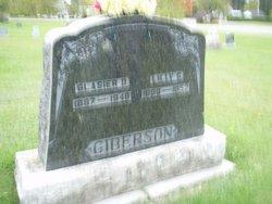 Lily Gladys <i>Williams</i> Giberson