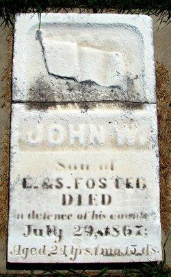 John Wesley Foster