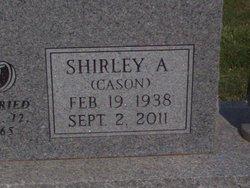 Shirley A <i>Cason</i> Ramsay