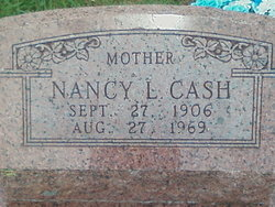 Nancy L Cash