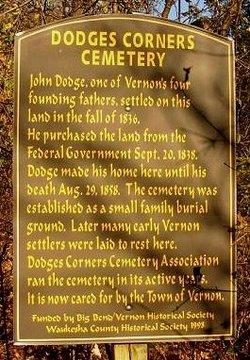 Dodge's Corners Cemetery
