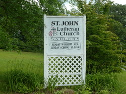 Saint John (Sadlers) Lutheran Church