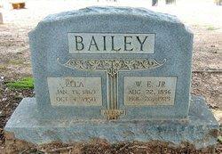 William E Bailey, Jr