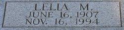 Lelia <i>Mansfield</i> LaRue