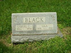 Lila <i>Webber</i> Black