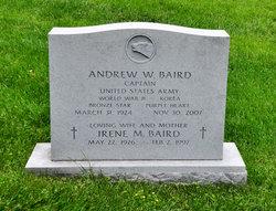 Andrew William Baird