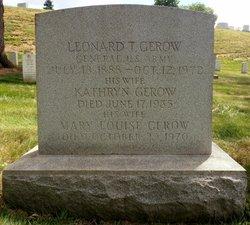 Mary Louise <i>Kennedy</i> Gerow