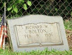 Richard Woodrow Bolton