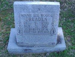 Minnie Lee <i>Woods</i> Dreaden