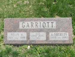 Anne Louise Garriott