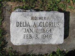 Delia Byrnes Anna <i>Novak</i> Glorius