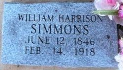 William Harrison Simmons, Sr