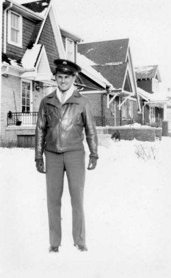 Sgt Raymond A Ranville