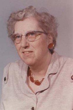 Bessie Alberta Maxey