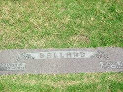 Lydia Augusta <i>Clark</i> Ballard