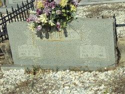 Mary A Annie <i>Odom</i> Burroughs