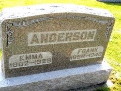 Emma <i>Stone</i> Anderson