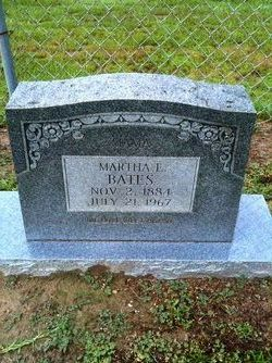 Martha Elizabeth <i>Terry</i> Bates