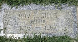 Roy C Gillis