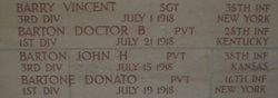 PVT John H Barton