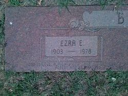 Ezra E Bland