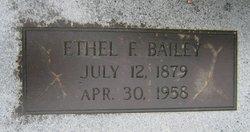 Edith Ethel <i>Fordham</i> Bailey
