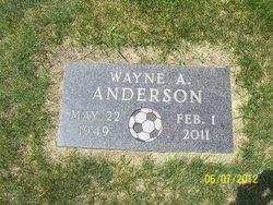 Wayne A. Anderson
