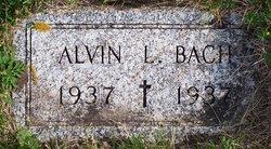 Alvin L Bach