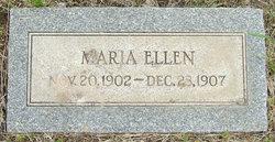 Maria Ellen Crumbaker
