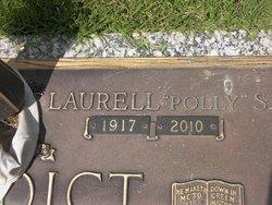 Laurell Polly <i>Shelton</i> Benedict