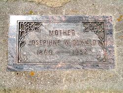 Josephine <i>Miller</i> Oswald
